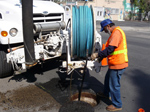 Pipe Cleaning Service