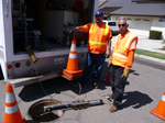 Manhole Inspection